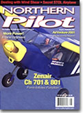 Northern Pilot magazine (August/September 2001)