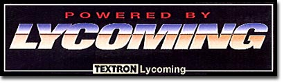 Powered by Lycoming