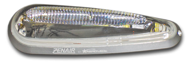 Zenair-branded AeroLED wingtip nav/strobe/position light