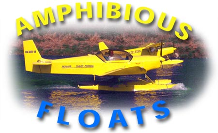 Amphibious Floats!