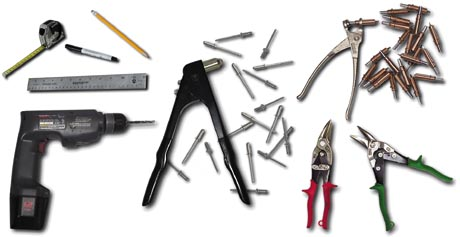 Basic Kit Assembly Tools