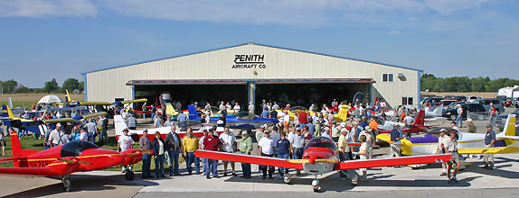 Zenith Open Hangar Day: September 29, 2007