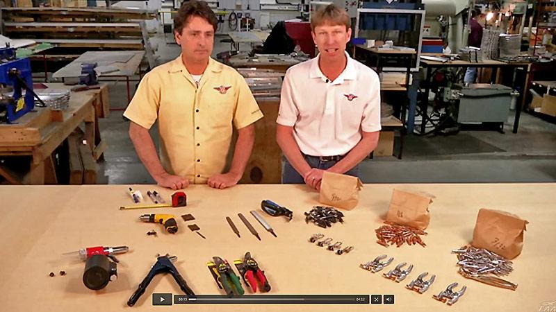 Tool Kit Video