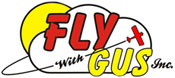 Fly with Gus