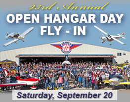 Zenith Aircraft Open Hangar Day and Fly In 2014