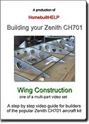 STOL CH 701 Wing Construction DVD
