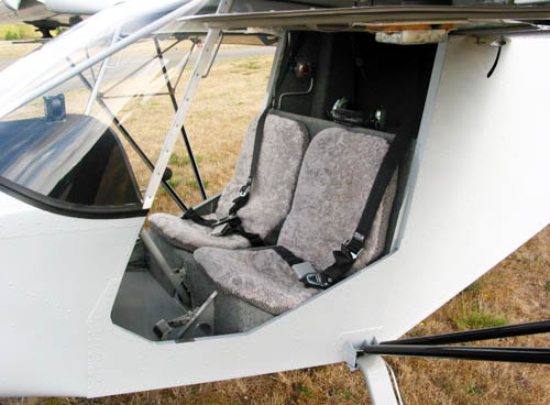 Stol Ch 701 Photo Gallery Detail Views Cabin Interior