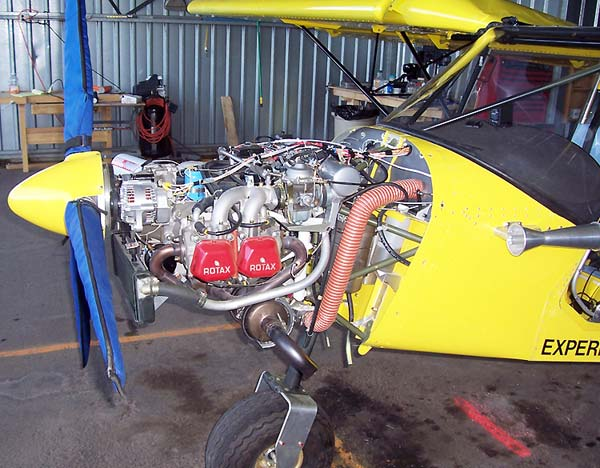 STOL CH 701 Photo Gallery 18 Engine Installations Rotax – Rotax 914 Aircraft Engine Diagram