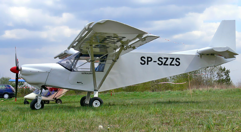 stol kit plane ~ stol ch 701 lightsport utility kit airplane  photo