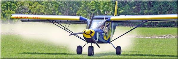 STOL CH 701: Kitplanes Pilot Report: Light Sport Utility Kit