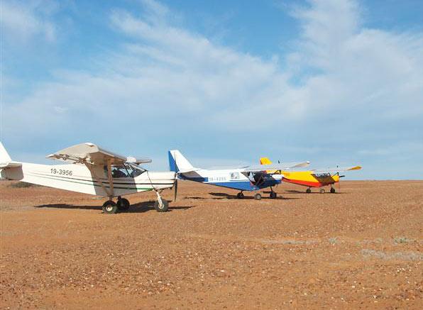 Stol ch 701 desert operations