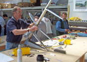 Rudder Workshop
