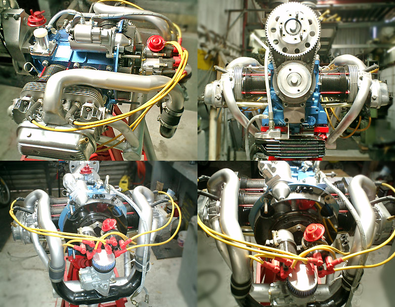 stol ch  photo gallery  engine installations rotax continental motor   custom