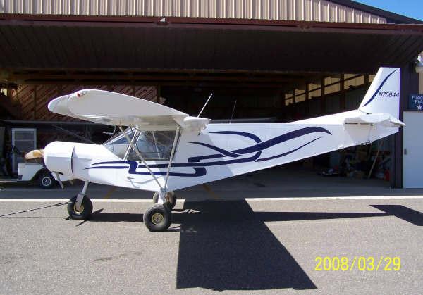 Stol Ch 701 Light Sport Utility Kit Aircraft Photo