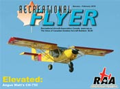 Recreational Flyer magazine 2010