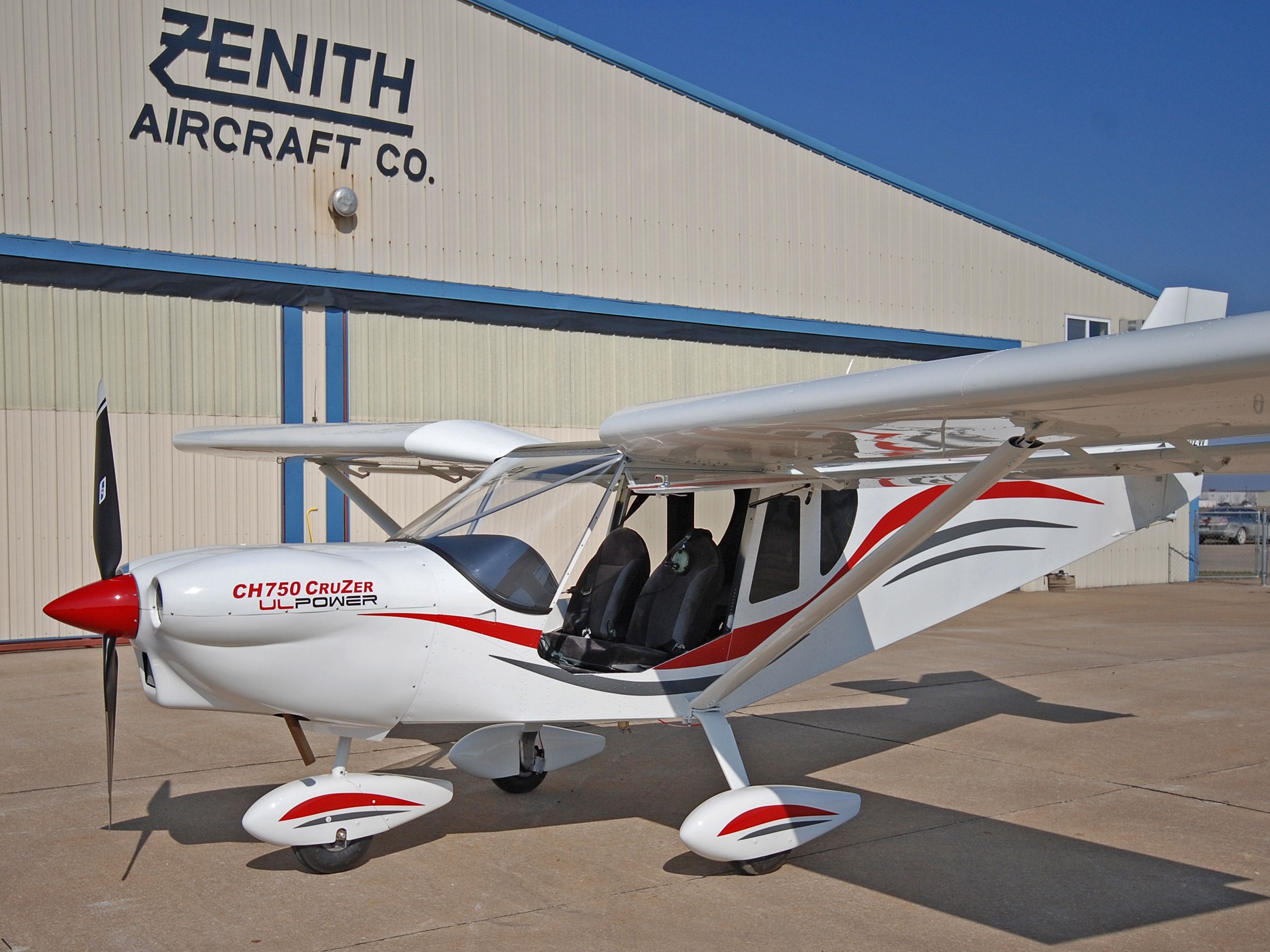 Zenith ch 750 cruzer zenith aircraft builders and flyers