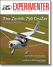 EAA Experimenter magazine, June 2013