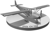 X-Plane Flight Simulator: STOL CH 750