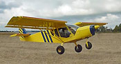 STOL CH 701: Off Airport Flying!