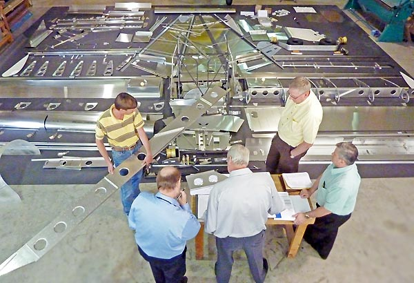 FAA's National Kit Evaluation Team looks at the STOL CH 750 kit