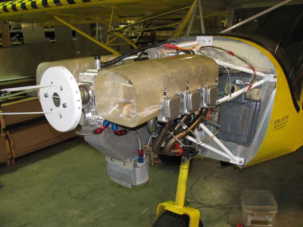 Jabiru 3300 Light Sport Aircraft Engine
