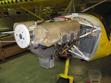 Jabiru 3300 engine installation