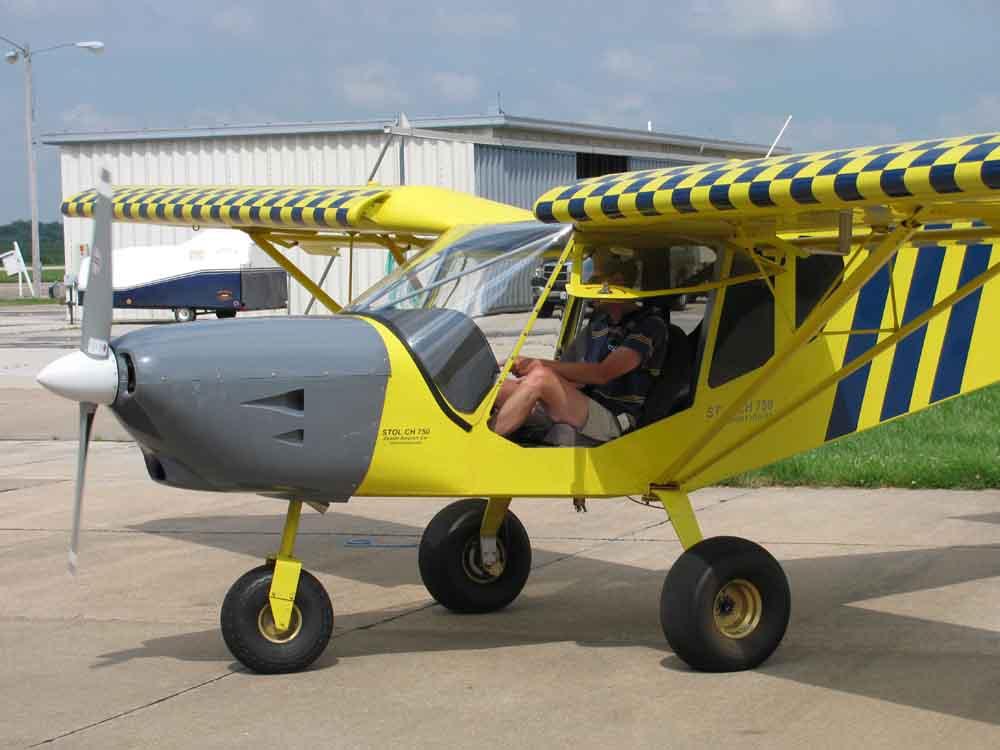 Jabiru 3300 - Light Sport Aircraft Engine