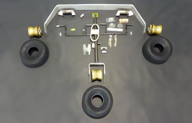 The Landing Gear Kit