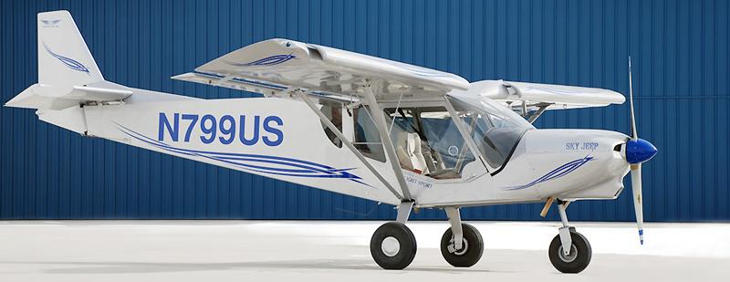 Zenith CH 750 STOL