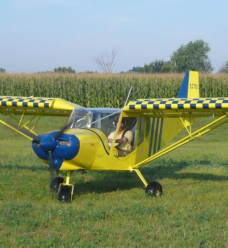 stol kit plane ~ stol ch 701 and stol ch 750 light sport utility kit