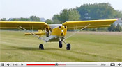 Flying Zenith's new STOL CH 750 factory demo plane