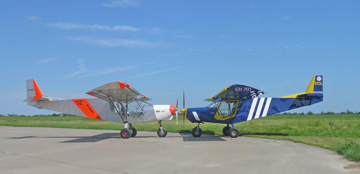 Zenith Aircraft Co  STOL CH 750 - Prototype Photos
