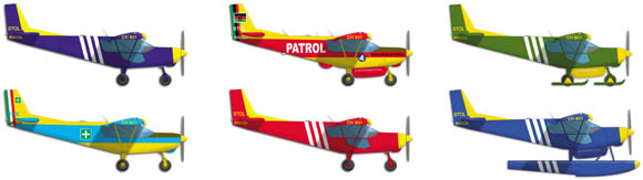 STOL CH 801 - Custom Configurations