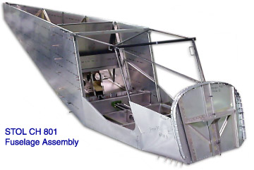 STOL CH 801 Quick-Build Kit