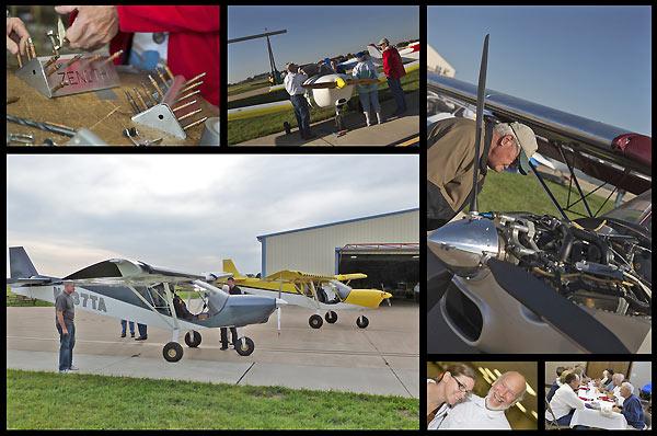 Zenith Open Hangar Day 2012