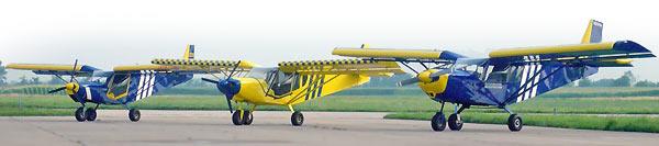 Zenith STOL aircraft