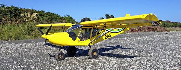 New Zealand STOL CH 750