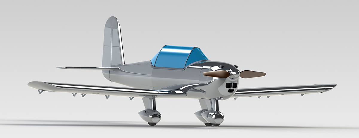 SAM Aircraft - Illustrative purposes only.