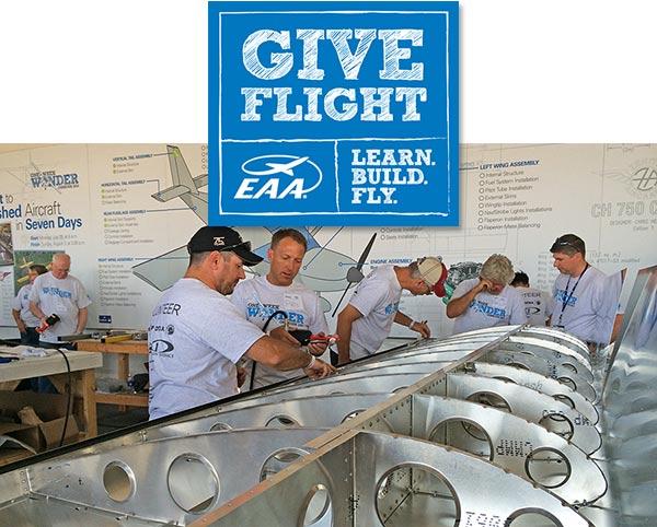 Give Flight