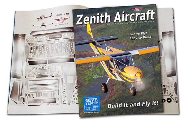 Zenith Aircraft magazine