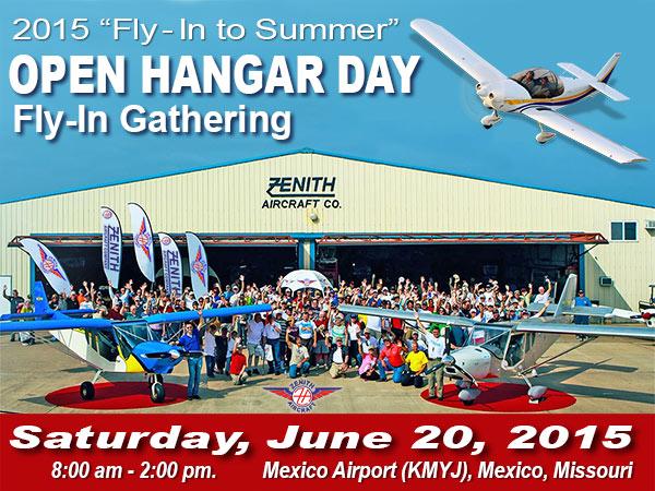 Open Hangar Day!