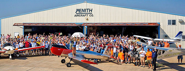 25th annual Zenith OPEN HANGAR DAYS_