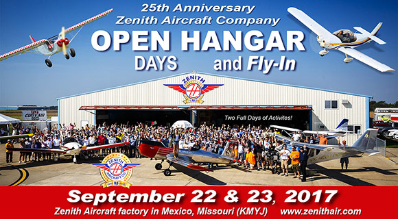 Open Hangar Days