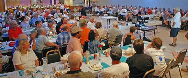 Zenith banquet: Oshkosh 2015