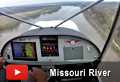 Following the Missouri River home