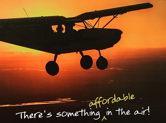 affordable flying_