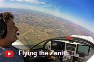 Zenith CH 650 at 10,000 feet