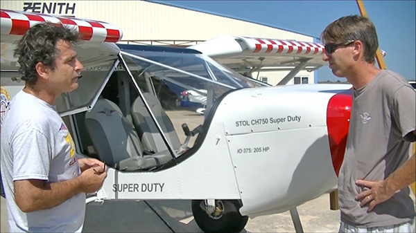 Video introduction_ STOL CH 750 SD