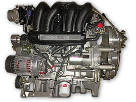 Viking Honda engines