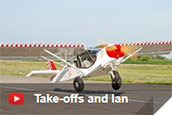 Short take-offs and landings